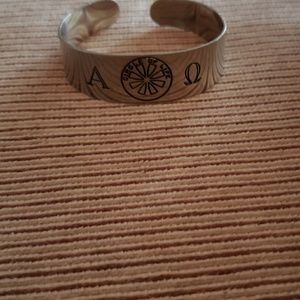R Simmons sorority cuff vintage